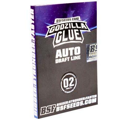 SensorySeeds Autoflowering Godzilla Glue Seeds Pack