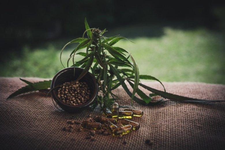 store hemp seeds well