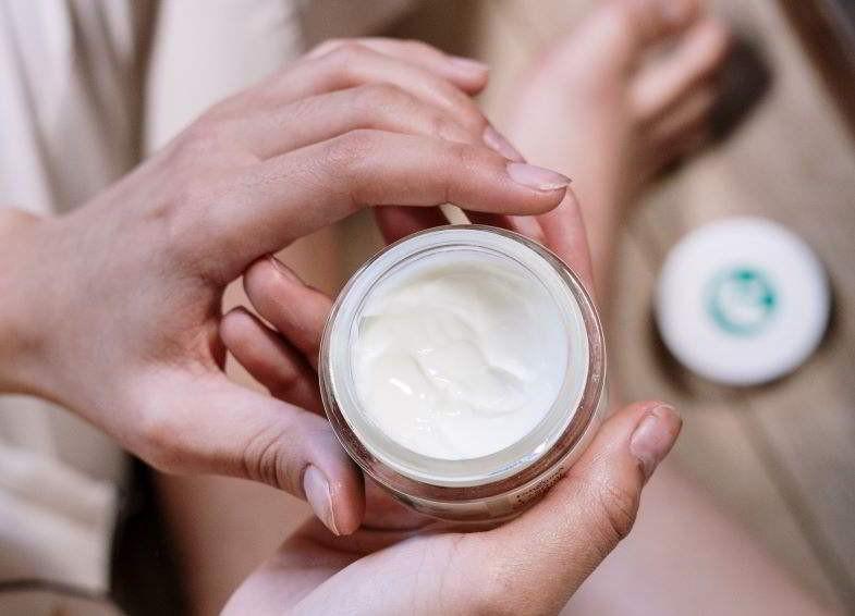 CBG used in cosmetics